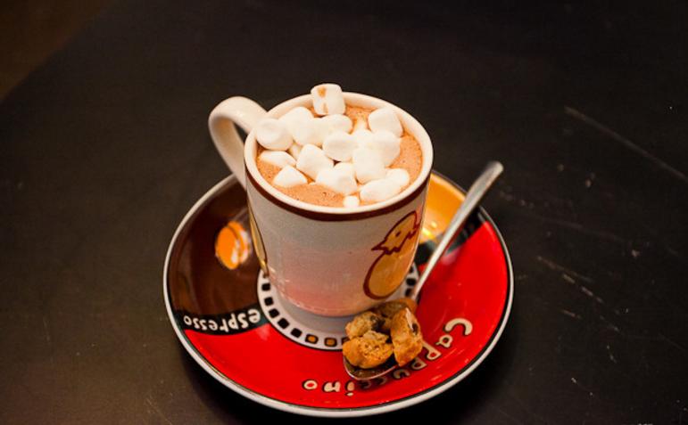 """Кофейня """"Больше Кофе!"""" Десерт."""