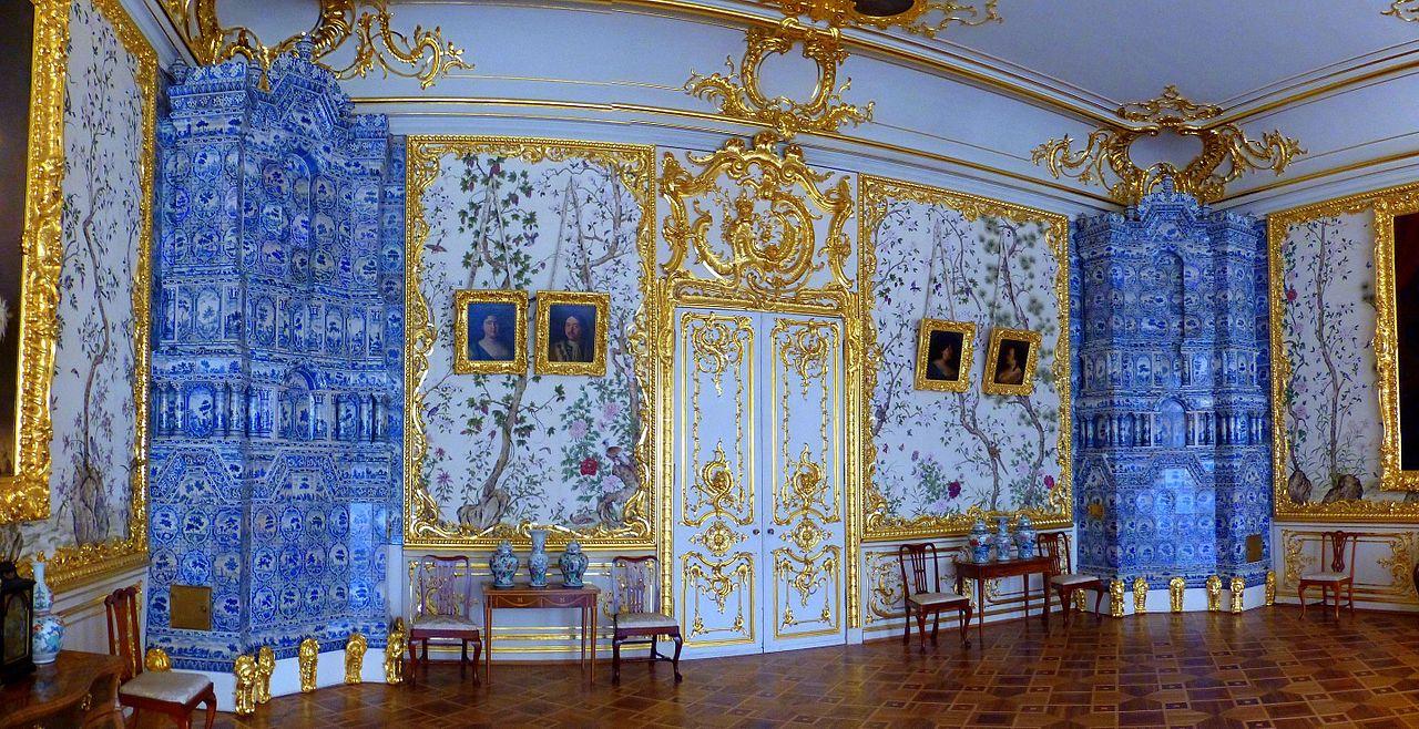 Большой Екатерининский дворец - В помещении. Автор фото: giggel (Wikimedia Commons)