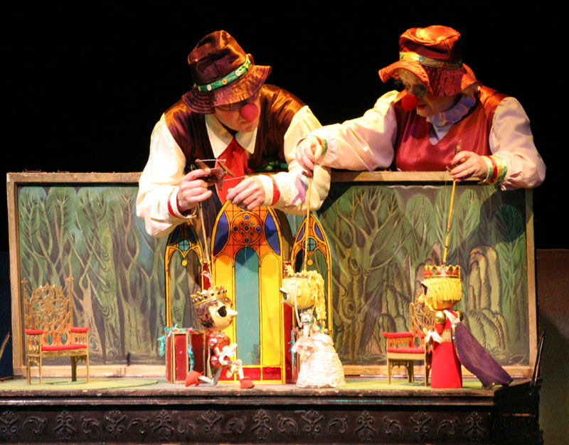 Большой театр кукол wikipedia.org
