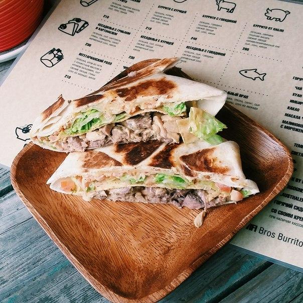Ресторан BroS BurritoS