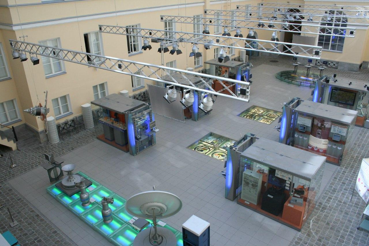 Центральный музей связи имени А. С. Попова. Автор фото: Зоя Абдамова