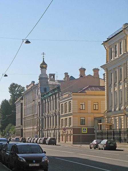 Церковь Преподобномученика Андрея Критского. Автор: Екатерина Борисова, Wikimedia Commons