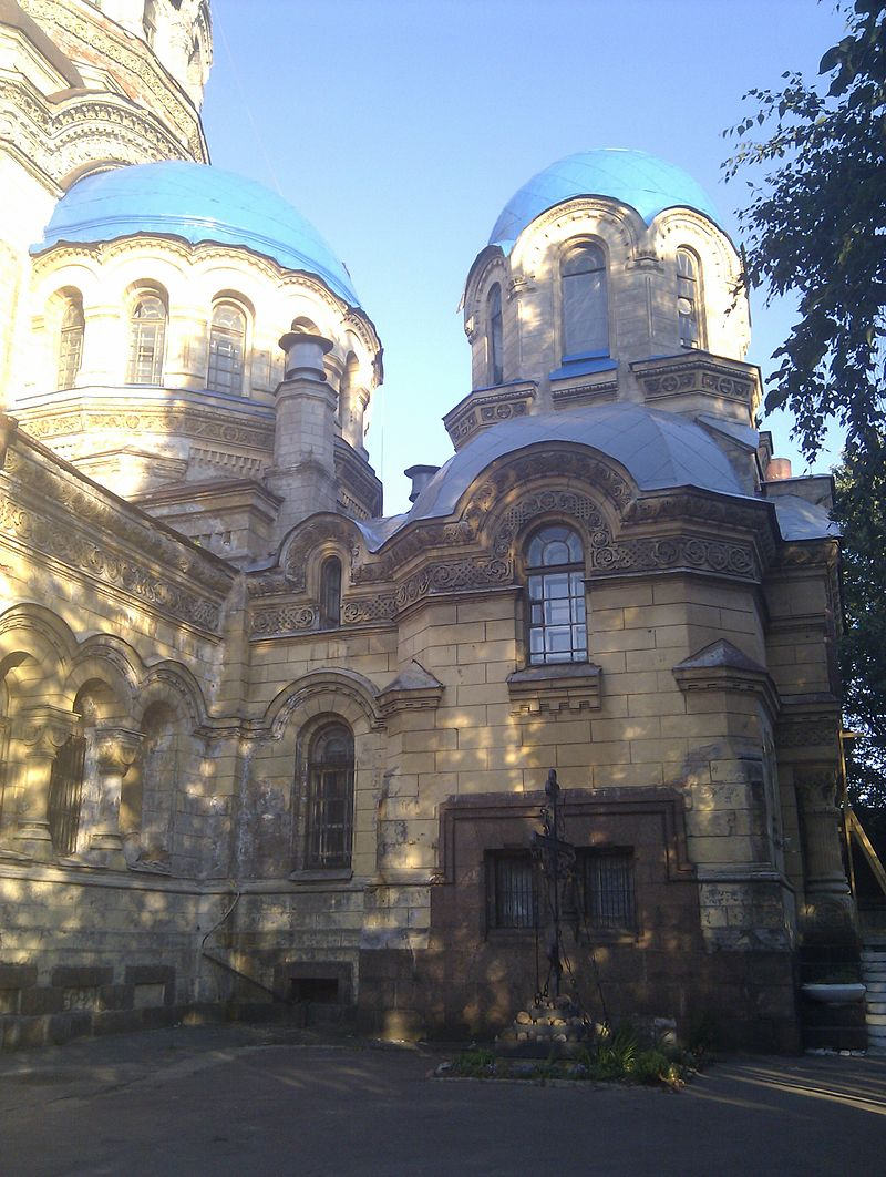 Церковь Милующей иконы Божий Матери. Автор:  Lexqt,  Wikimedia Commons