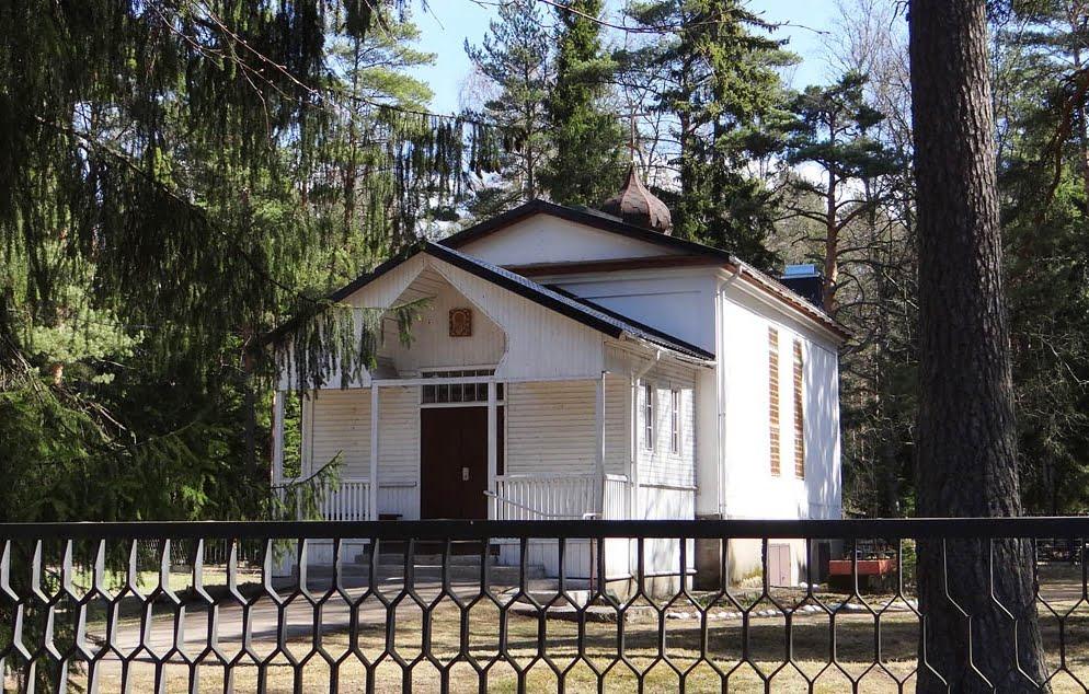 Церковь Николая Чудотворца в Приморске, Ленинградская область