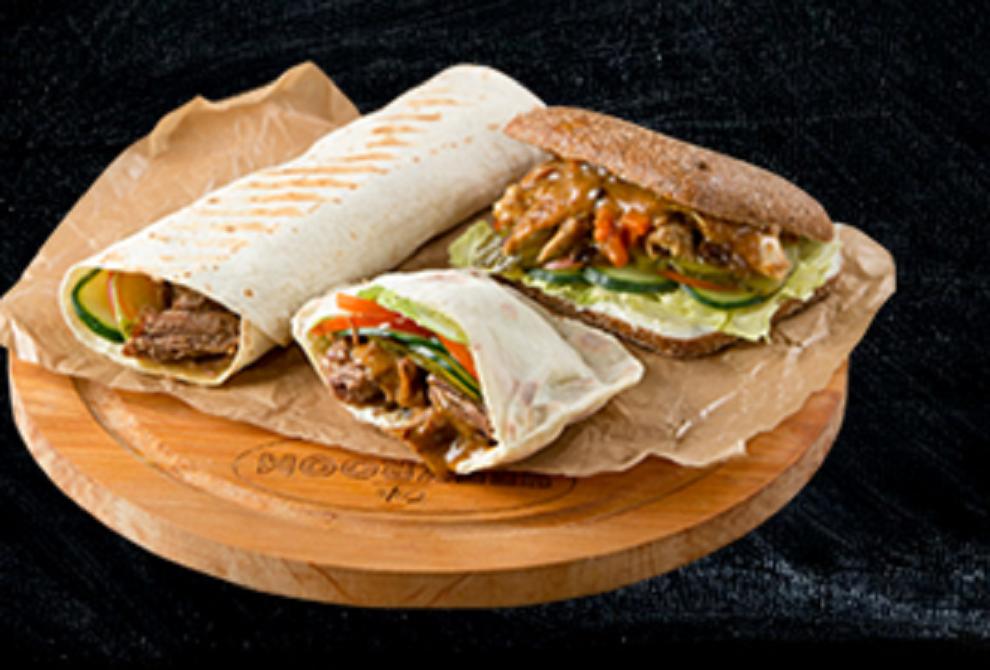 Сеть ЧебуRoom — гастрономический streetfood