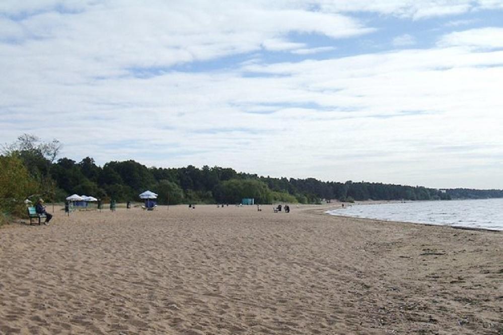 """Пляж """"Чудный"""""""