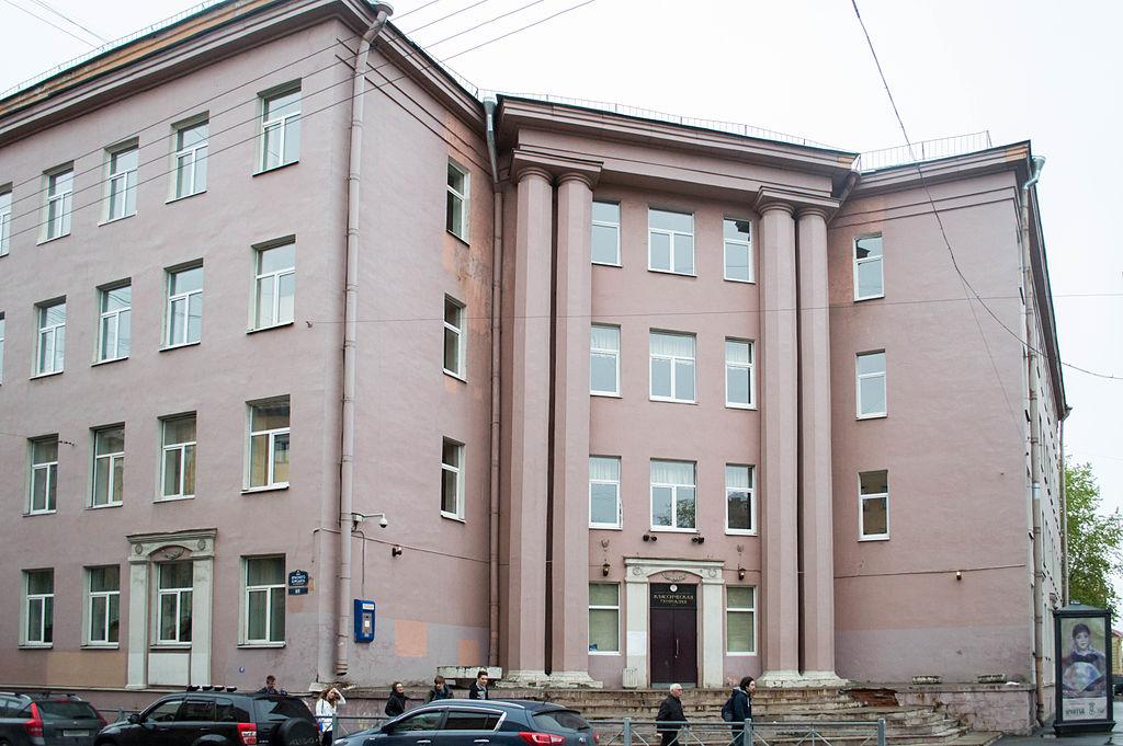 Улица Красного Курсанта. Фото: Supercarwaar (Wikimedia Commons)