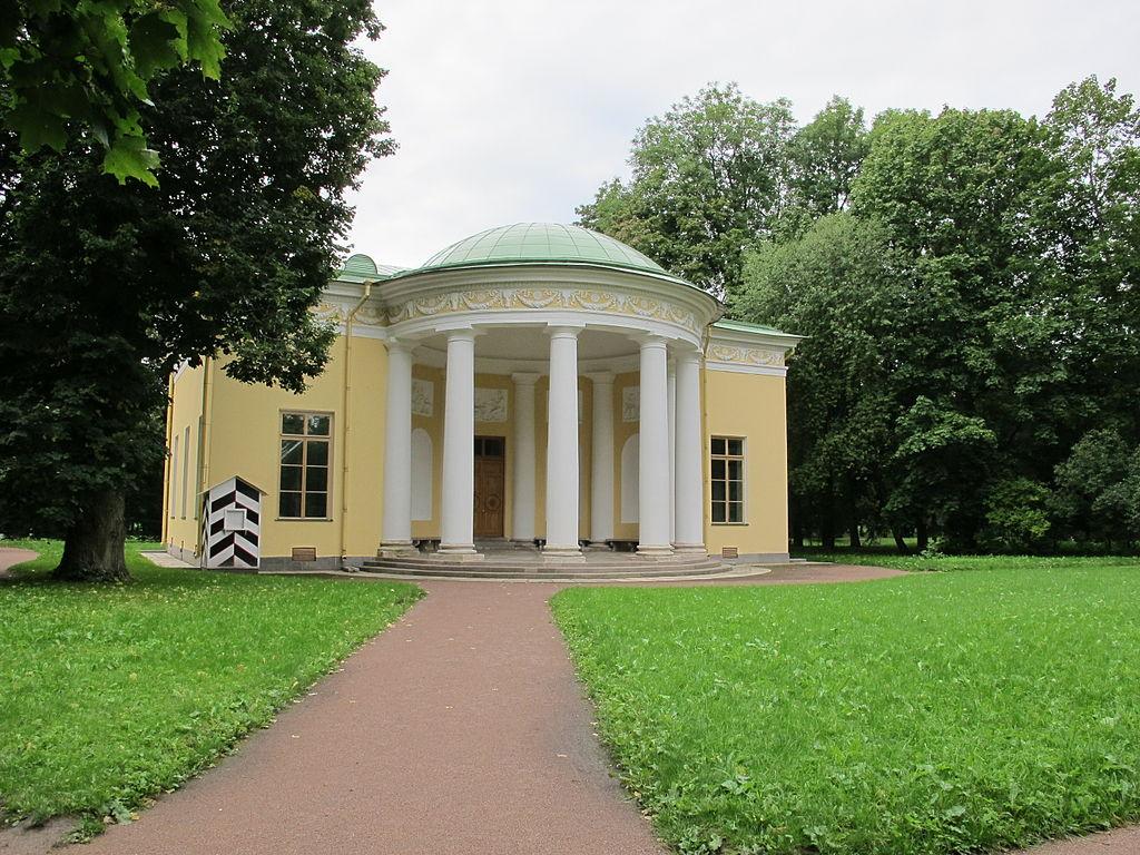 Концертный зал. Автор фото: sailko (Wikimedia Commons)