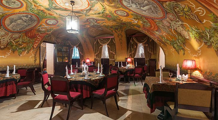 "Ресторан ""Демидов"", источник фото: https://spb.restoran.ru/spb/detailed/restaurants/demidoff/"