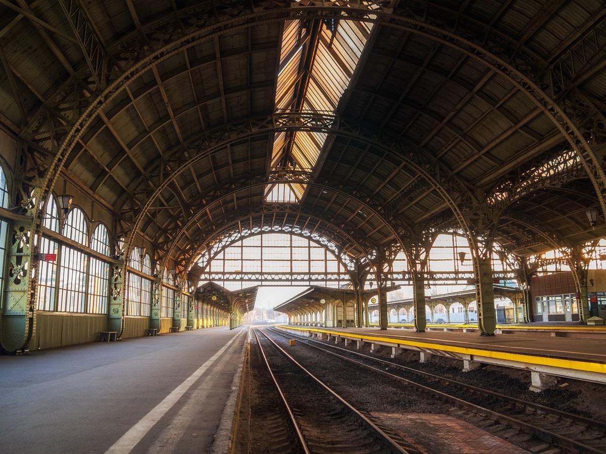 Витебский вокзал в Санкт-Петербурге, платыорма