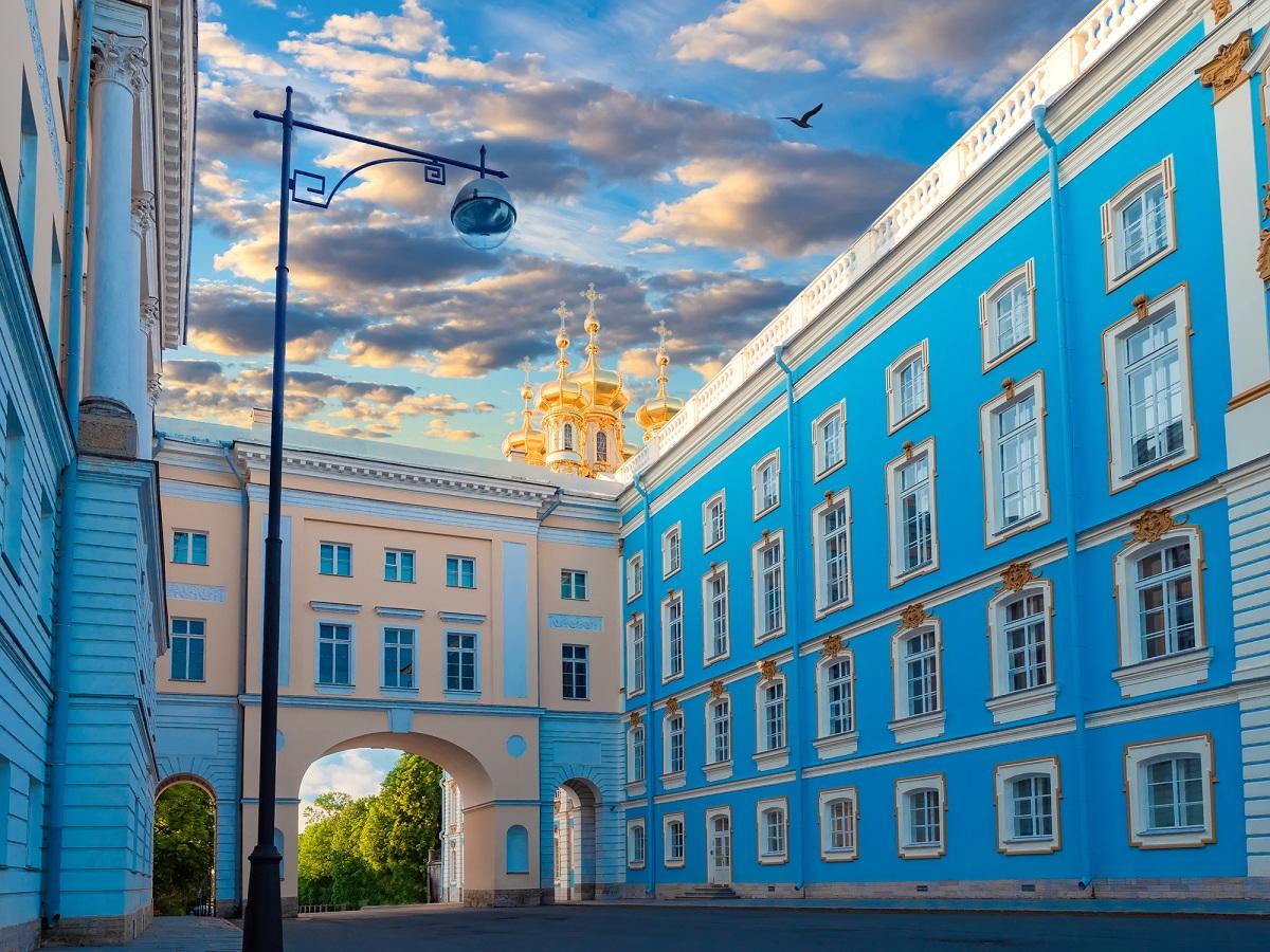 Мемориальный Музей-Лицей в Пушкине (Царское Село)