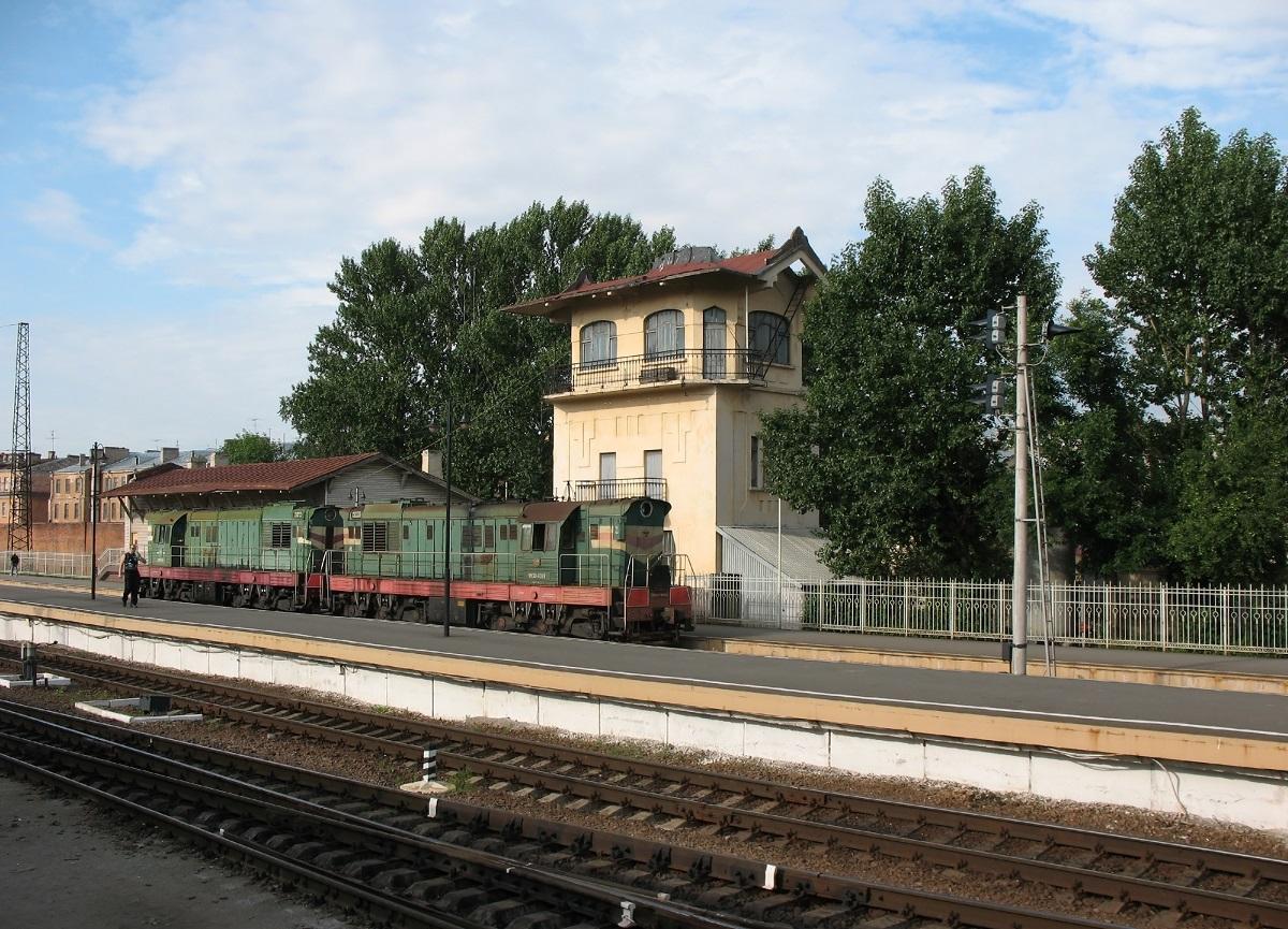 Санкт-Петербург, Витебский вокзал