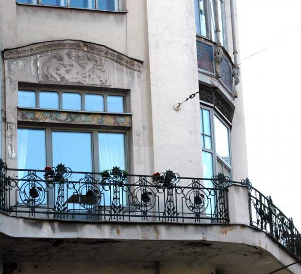 Доходный дом П. Т. Бадаева. Фото: citywalls.ru