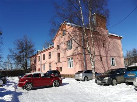 Жилой дом, фото с сайта Lenobl-dom.ru