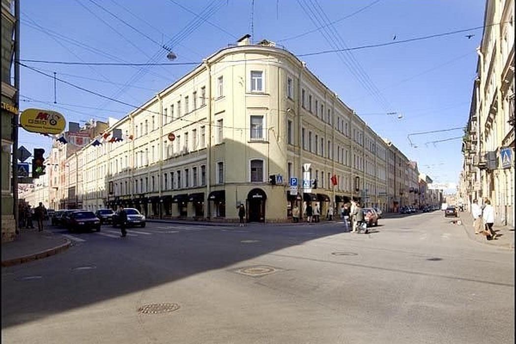 Дом Бакалеева