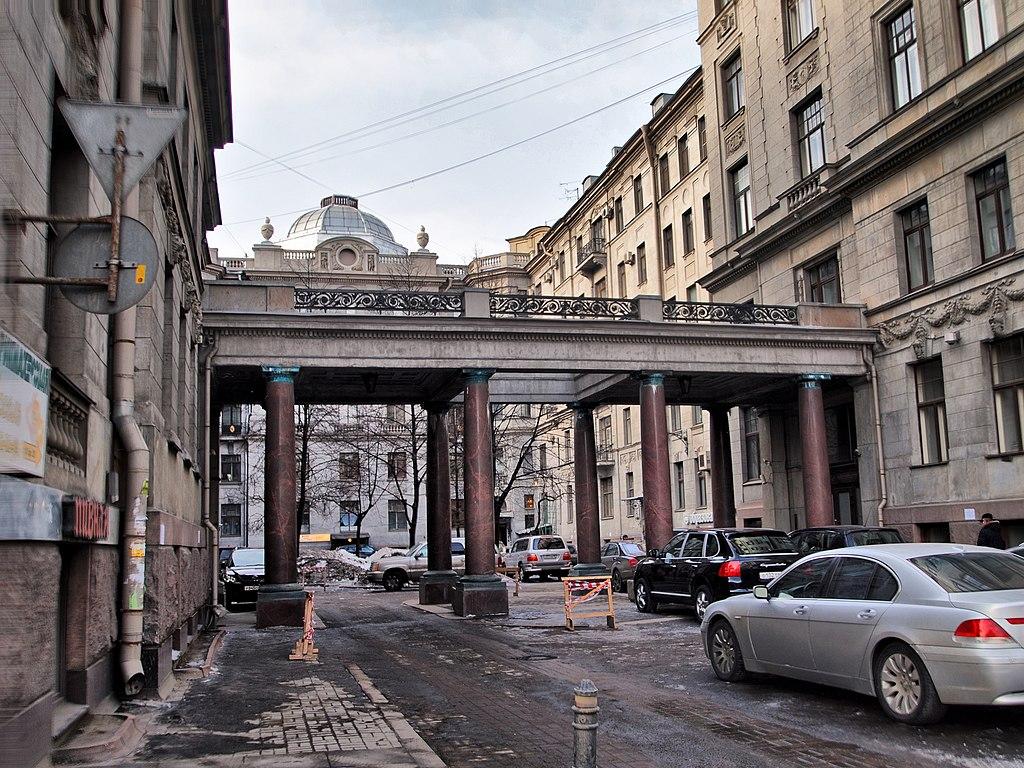 дом бенуа санкт петербург картинки голове укладывается