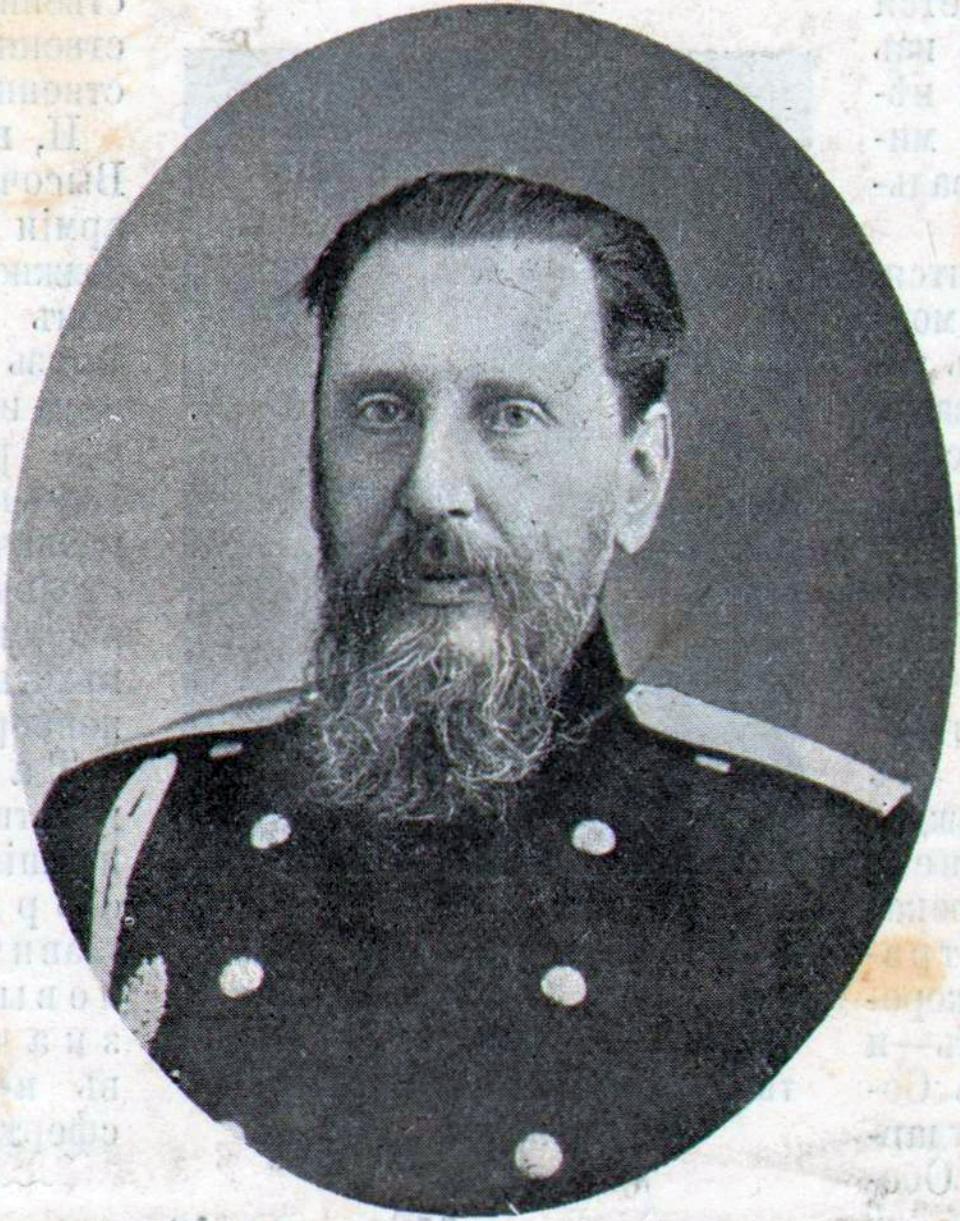 Дурново Петр Павлович (1835 - 1919) Московский генерал-губернатор (15 июля - 24 ноября 1905). Журнал Нива № 30, 1905 г. (Wikimedia Commons)