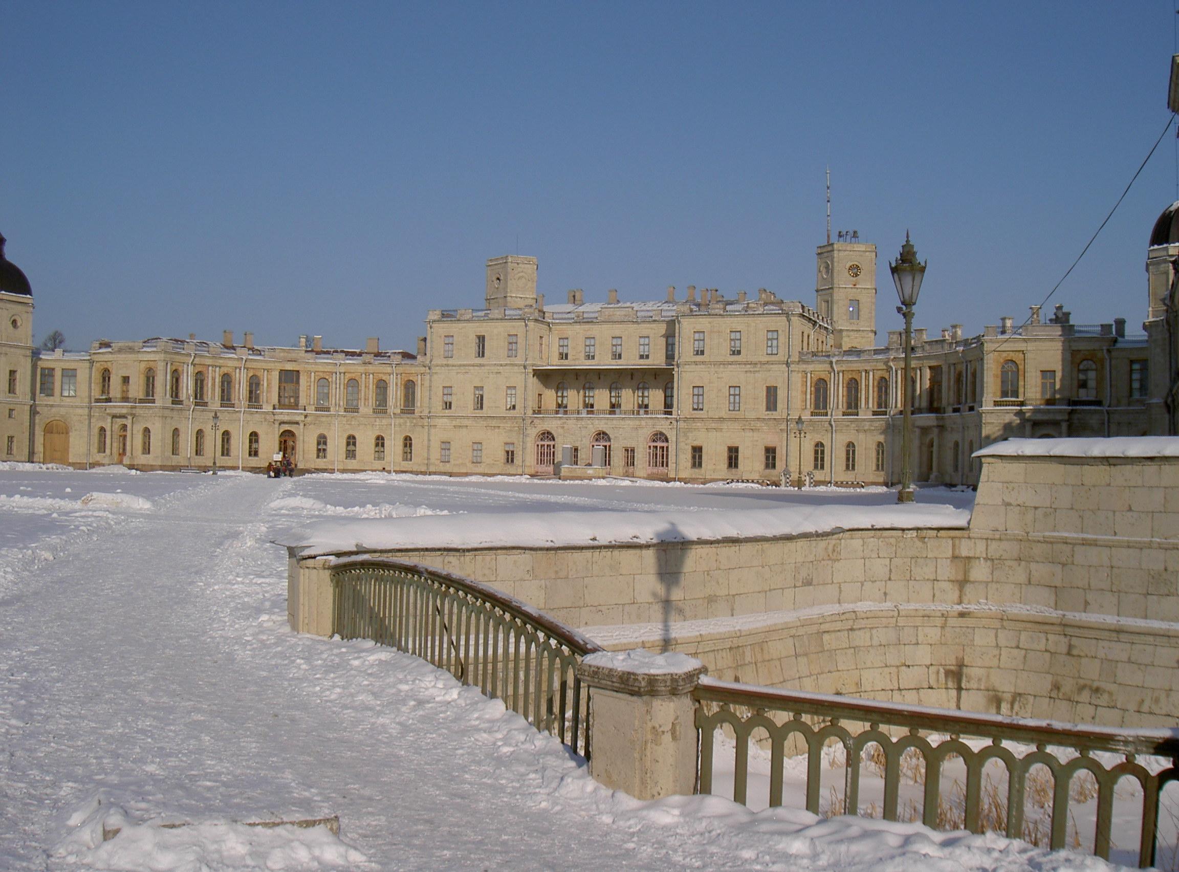 Государственный музей-заповедник «Гатчина»