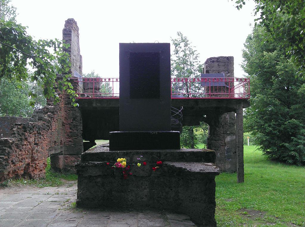 "Мемориал ""Эхо войны"" в Кириши. Фото: Nonexyst"