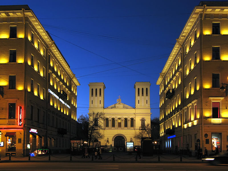 Кафедральный собор святых Петра и Павла в Санкт-Петербурге.  Author A.Savin (Wikimedia Commons · WikiPhotoSpace)