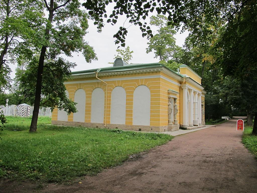 Вечерний зал. Автор фото: sailko (Wikimedia Commons)