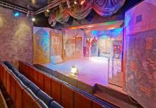 Театр за черной речкой афиша спектакль бенефис в театре вахтангова купить билеты