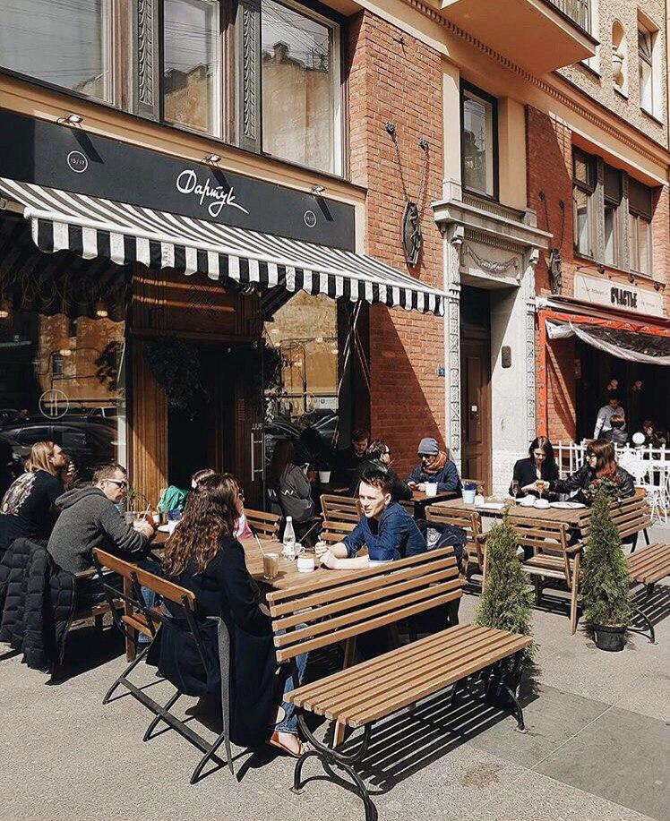 """Кафе-бар """"Фартук"""". Фото: Варвара Щербакова"""