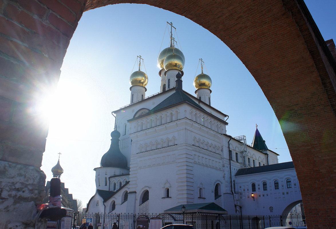 Феодоровский собор. Фото: fotokto.ru