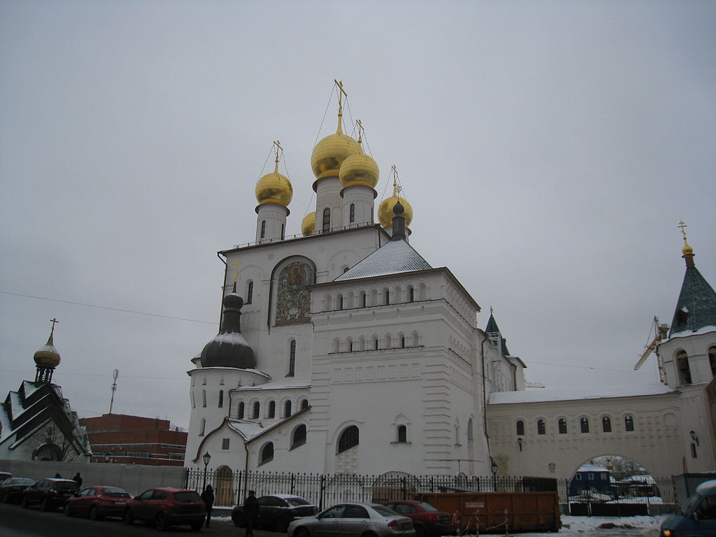Феодоровский собор. Фото: Moustache1990 (Wikimedia Commons)