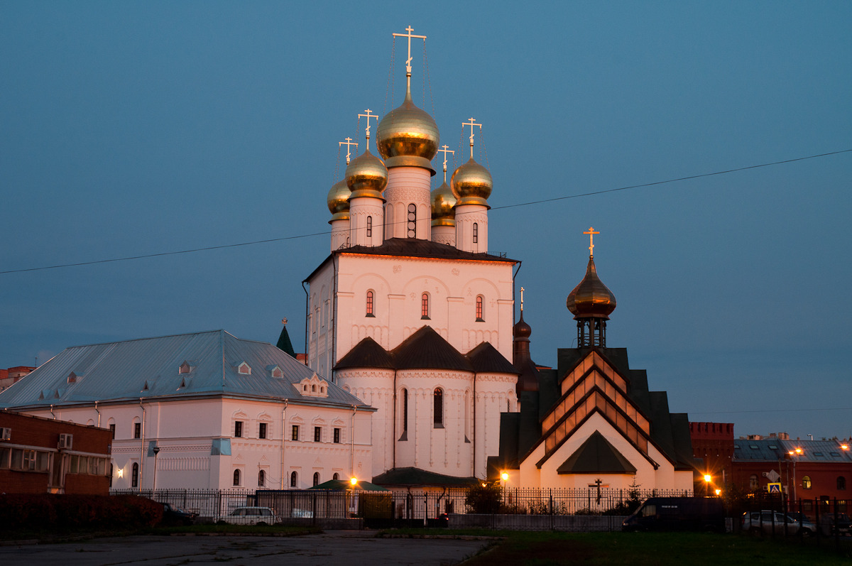 Храм Феодоровской иконы Божией Матери. Фото: photosight.ru