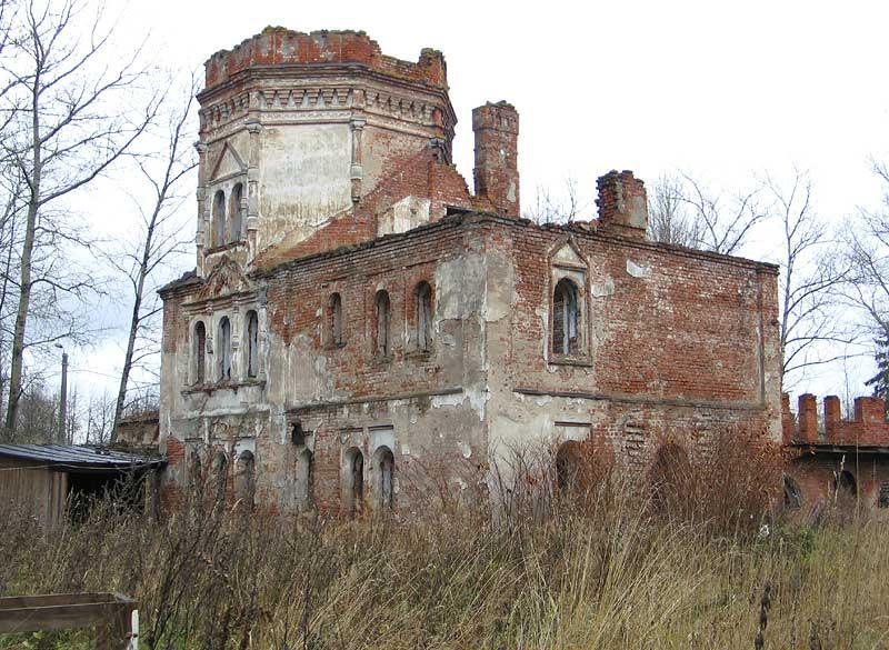 Дом для нижних чинов, источник фото: Wikimedia Commons Автор: Ντμίτρι