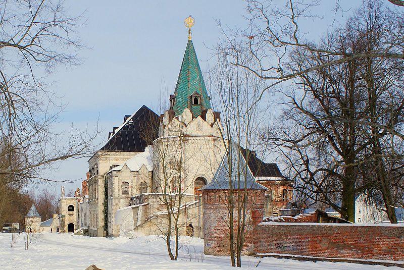 Трапезная палата, источник фото: Wikimedia Commons Автор: Ντμίτρι