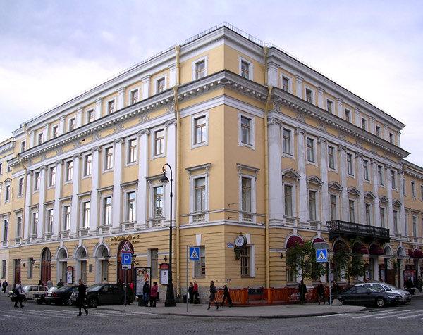 Санкт-Петербургская академическая филармония имени Д. Д. Шостаковича