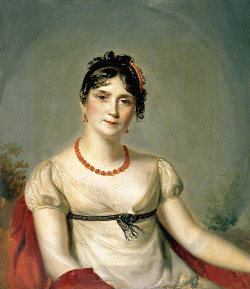 Портрет императрицы Жозефины Автор: Фирмин Массо. Источник: https://commons.wikimedia.org/