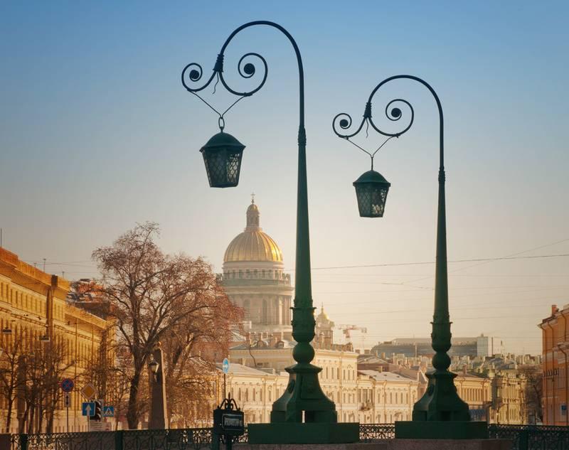 Фонари. Фото: Александр Алексеев 881 (35photo.pro)
