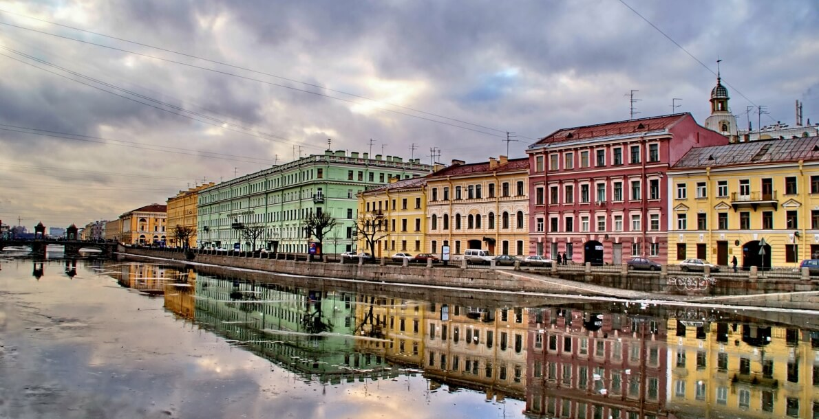 Набережная реки Фонтанки. Фото: mostotrest-spb.ru