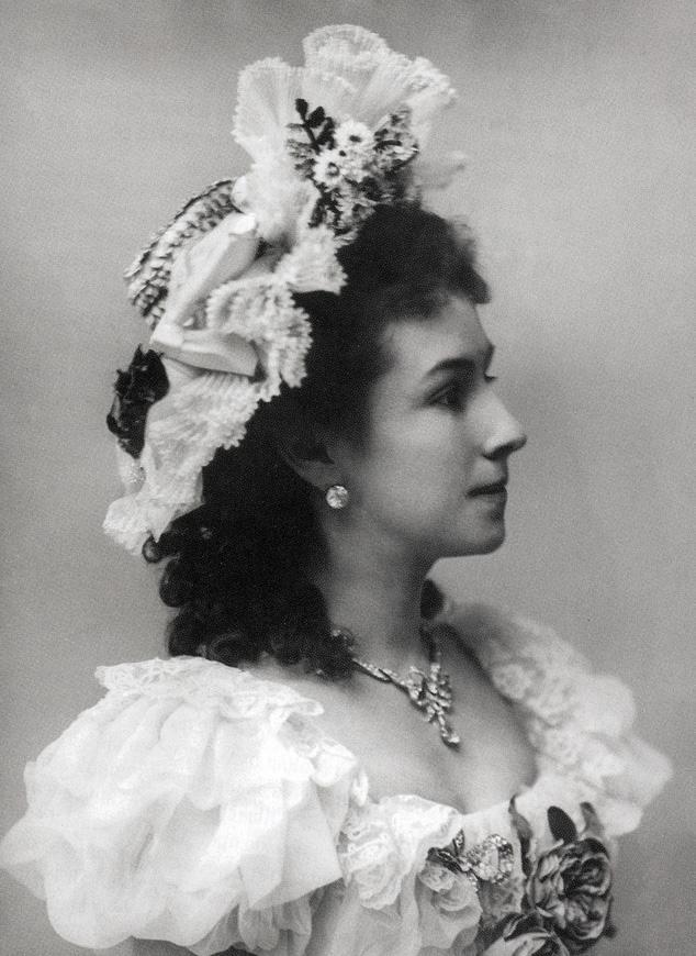 Кшесинская Матильда (Мария) Феликсовна (1872-1971). Фото: citywalls.ru