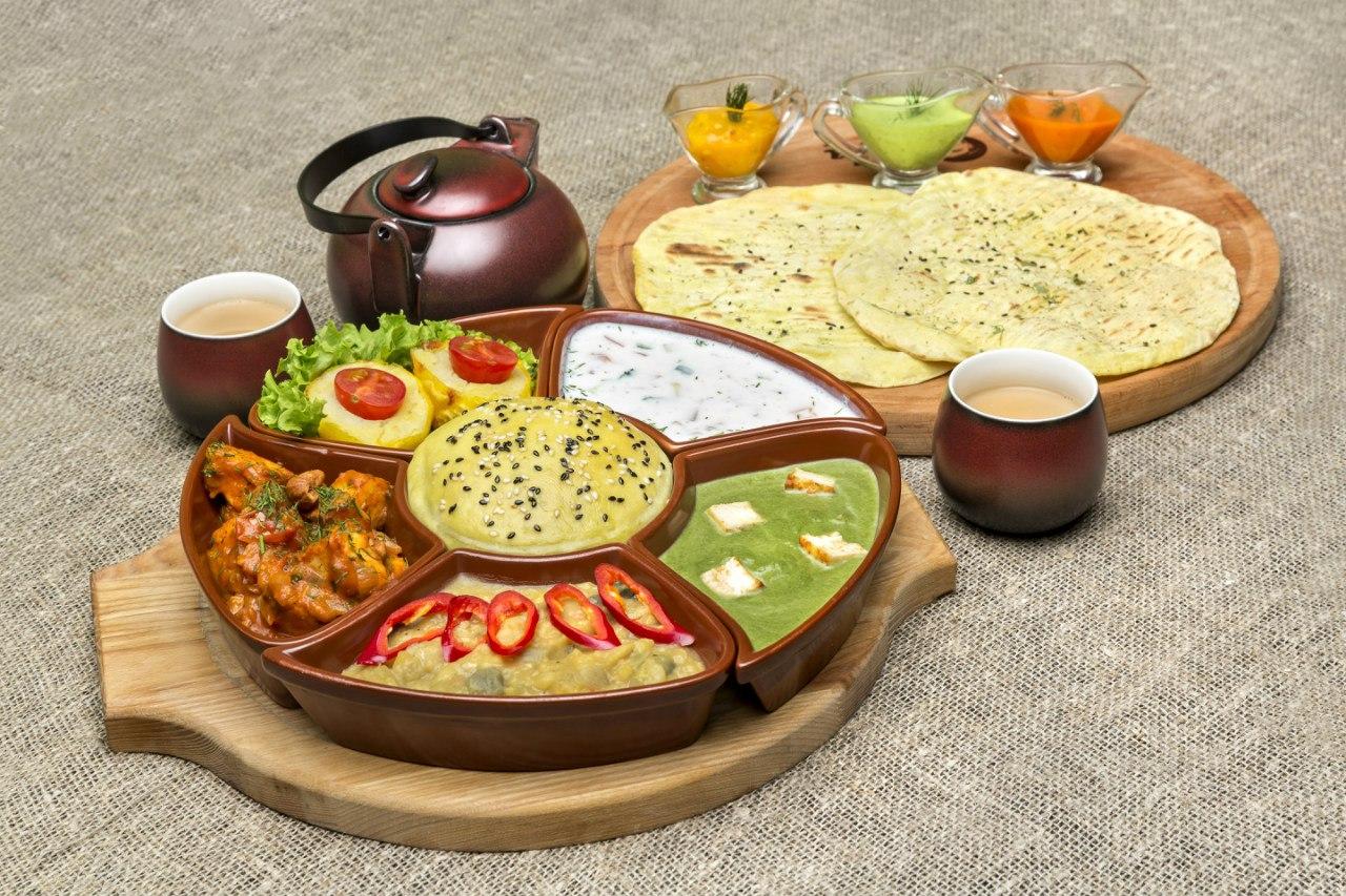 Вкусные блюда на обед, источник фото: https://vk.com/frida_cafe