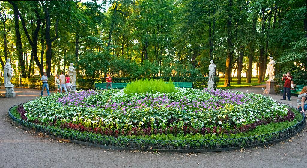 Летний сад. Фото: George Shuklin (Wikimedia Commons)