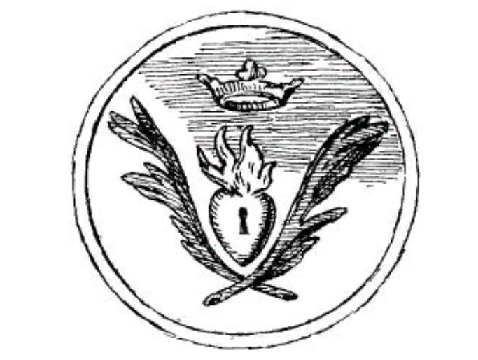 Герб 1705 года - прообраз первого герба Санкт-Петербурга. Фото: nkj.ru