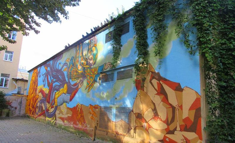 Двор искусств. Фото: letsgo-blog.ru