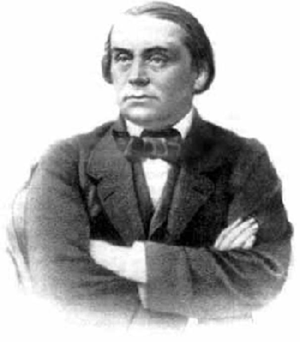Гончаров в молодости. Автор? неизвестен  (Wikimedia Commons)