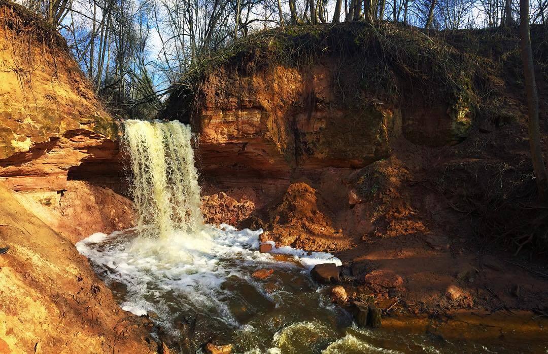 Горчаковщинский водопад. Фото: event-map.ru