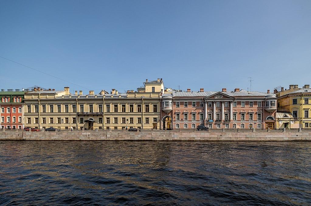 Городской суд и дом Пашковых. Фото: Florstein (WikiPhotoSpace)