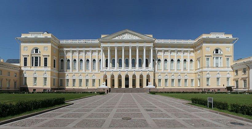 Gosudarstvenny Russky muzey. Источник фото: yandex.fr