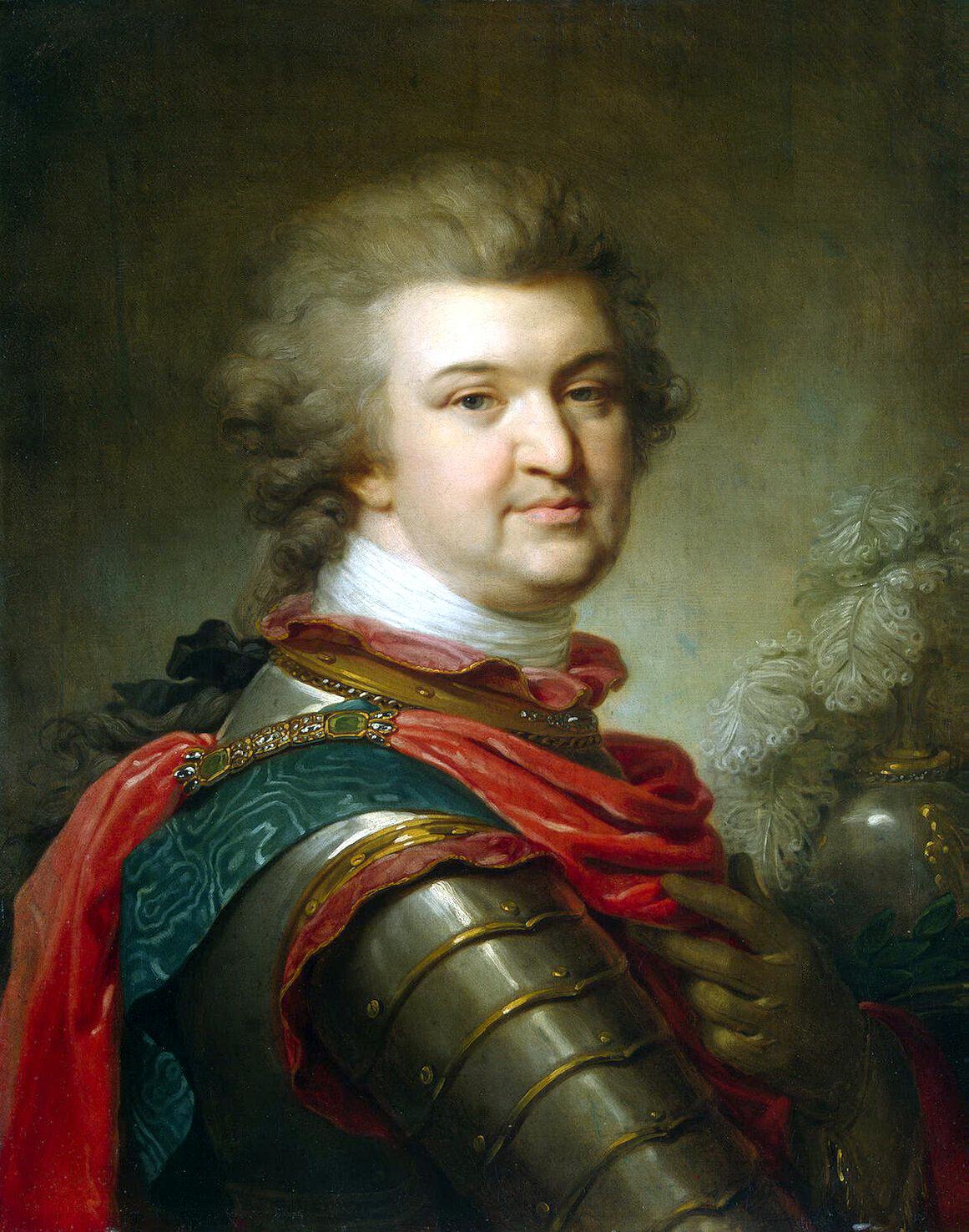 Григорий Потемкин. Источник: https://commons.wikimedia.org/