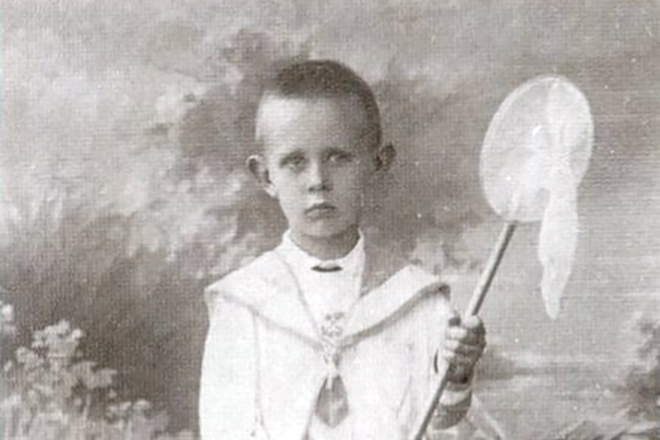 Даниил Хармс в детстве. Фото: 24smi.org