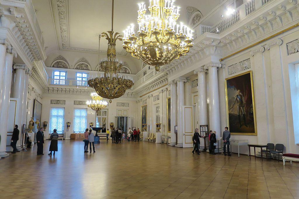 Фельдмаршальский зал. Фото: Poudou99 (Wikimedia Commons)