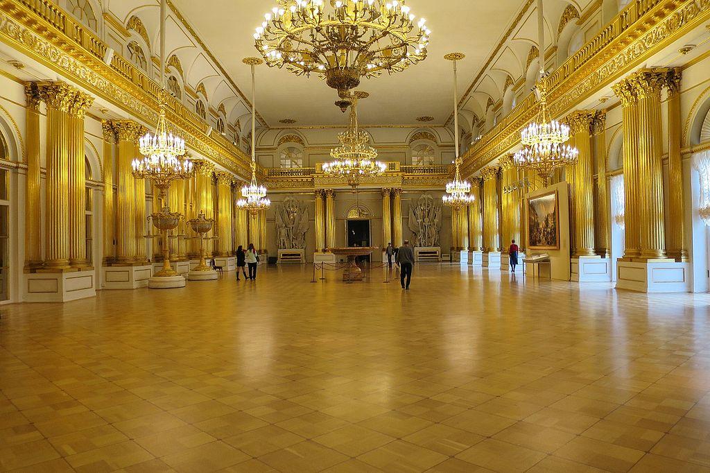 Гербовый зал. Фото: Poudou99 (Wikimedia Commons)