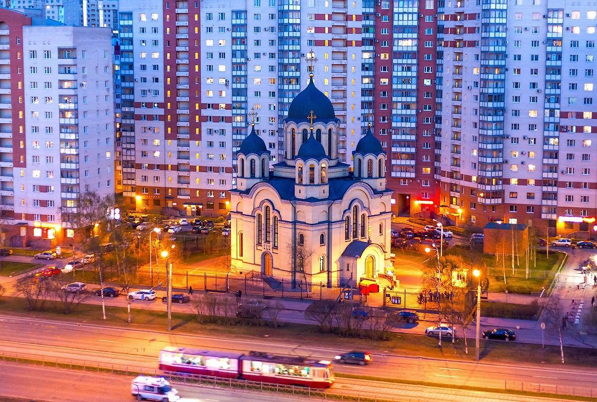 Храм Рождества Христова г. Санкт-Петербург, источник фото: https://vk.com/club1618708